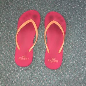Hollister flip flops FREE WITH ANY PURCHASE***